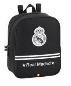 Mochila escolar pequeña Real Madrid