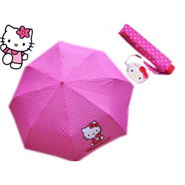 Paraguas automatico Hello Kitty