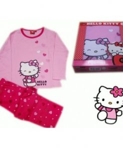 Pijama invierno Hello Kitty