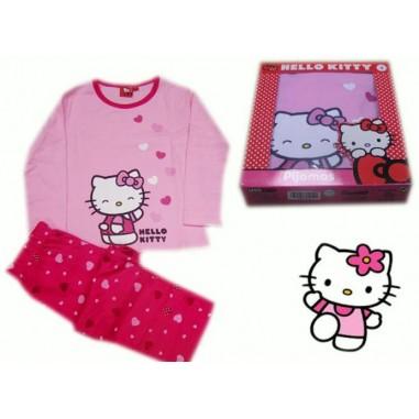 Pijama invierno Hello Kitty