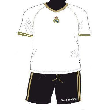 Pijama chico verano Real Madrid