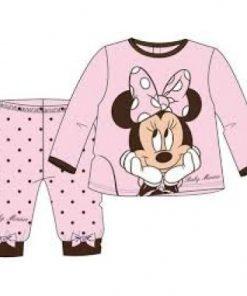 Pijama para bebe invierno Minnie