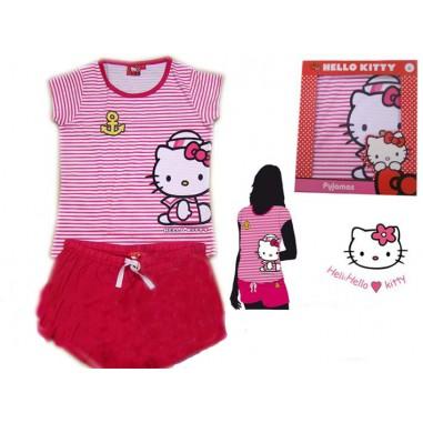 Pijama verano Hello Kitty