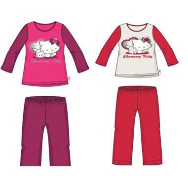 Pijama niña invierno Charmmy Kitty