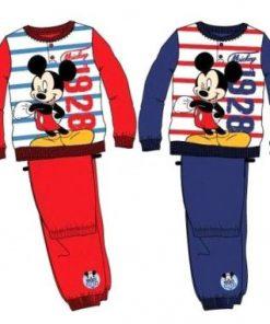 Pijama invierno de Mickey