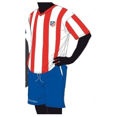 Pijama adulto Atletico Madrid