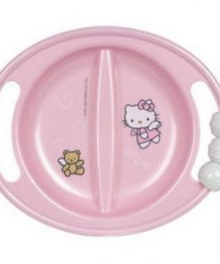 Plato infantil Hello Kitty