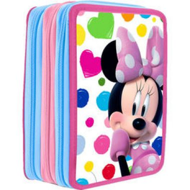 Estuche escolar de Minnie