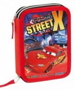 Estuche doble para niños de Cars