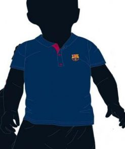 Polo manga corta F C Barcelona