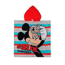 Poncho infantil Mickey