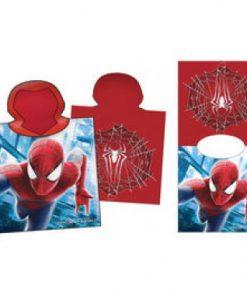 Toalla pinchoinfantil de Spiderman
