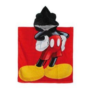 Poncho playa o piscina de Mickey