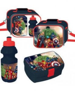 Portameriendas de Avengers