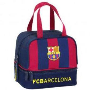 Porta merienda Barça