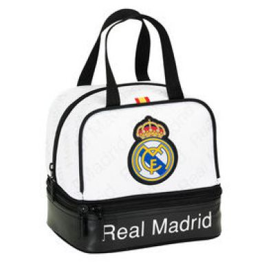 Portameriendas escolar Real Madrid