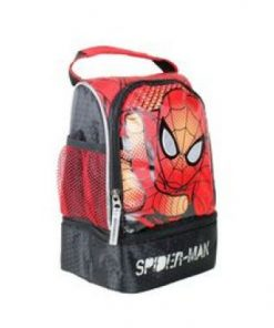 Bolso para meriendas de Spiderman