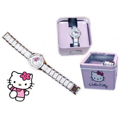Reloj para niñas Hello Kitty