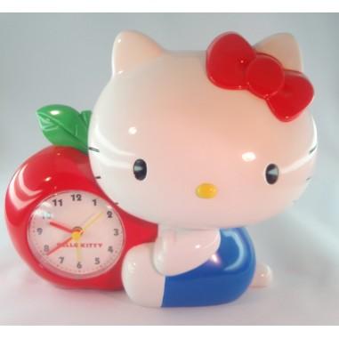 Despertador reloj Hello Kitty