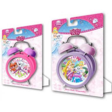 Reloj despertador infantil Princesas