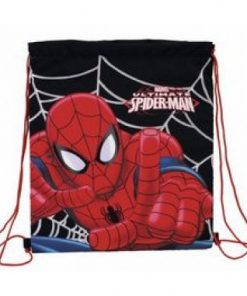 Saco portatodo Spiderman