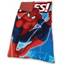 Saco camping Spiderman
