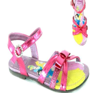 Sandalias infantiles niña Princesas