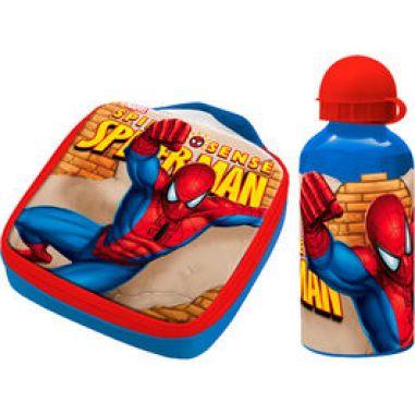 Conjunto merienda Spiderman