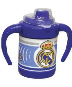Taza aprendizaje para bebe Real Madrid
