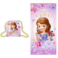 Mochila con toalla Princesas