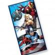 Toalla infantil para verano Avengers