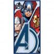 Toalla infatil para niños de Avengers