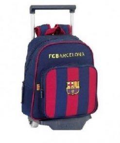 Mochila trolley del F C Barcelona