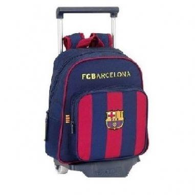 Mochila trolley del F C Barcelona · Trolley azulgrana FC Barcelona e2ea7a2f526