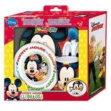 Vajilla bebe Mickey