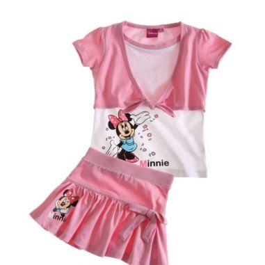 Conjunto falda y camiseta Minnie