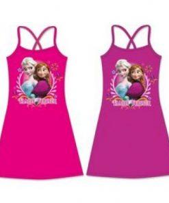 Vestido para niñas de verano Frozen