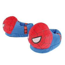 Zapatilla3D Spiderman