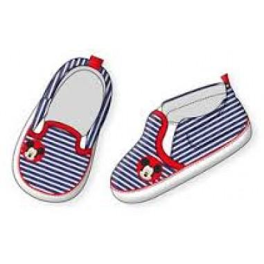 Zapatillas de lona para bebe de Mickey