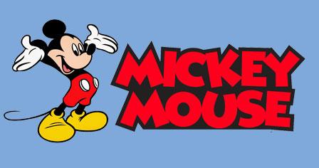 Regalos originales niños Mickey Mouse