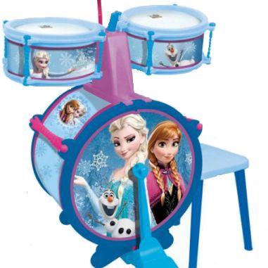 Bateria musical Frozen