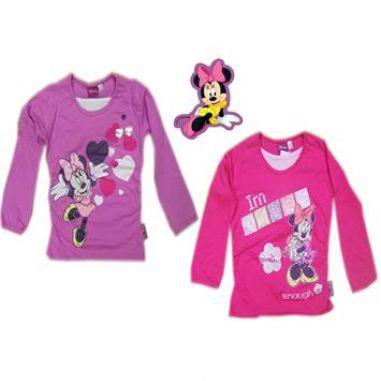 Camiseta invierno Minnie