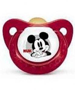Chupete para bebe de Mickey