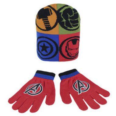 Conjunto invierno Avengers