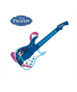 Guitarra electrica Frozen