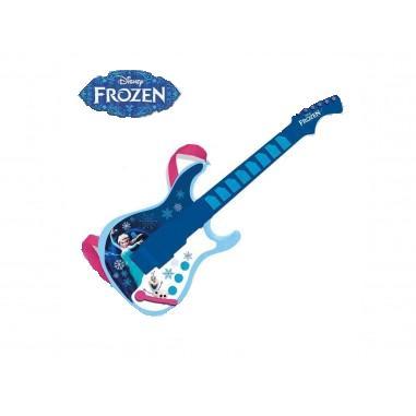 Guitarra electrica Frozen