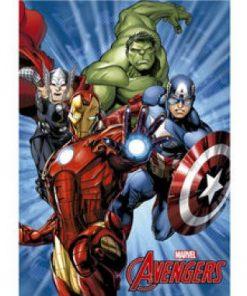 Manta polar Avengers