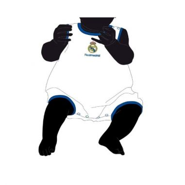 Body tirantes Real Madrid