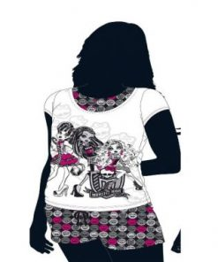 Pijama verano Monster High