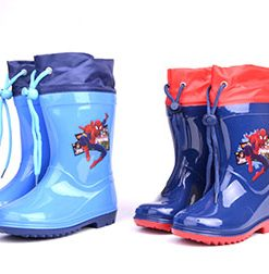 Botas de lluvia Spiderman